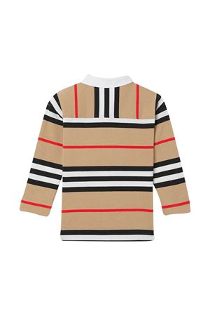 Maglia con stampa vintage check Burberry kids BURBERRY KIDS | 7 | 8030063A7029