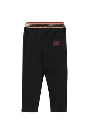 Black trousers Burberry kids BURBERRY KIDS | 9 | 8030127A1189