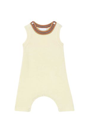 Set neonato con stampa Burberry kids BURBERRY KIDS | 75988882 | 8030654A1452