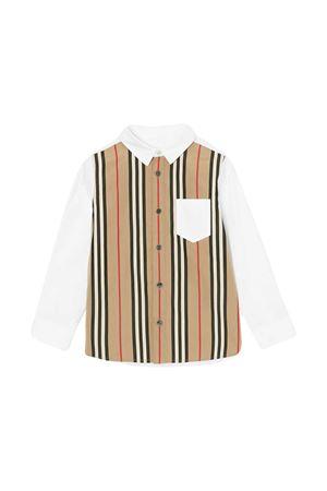 Camicia vintage check Burberry kids BURBERRY KIDS | 5032334 | 8030694A1464