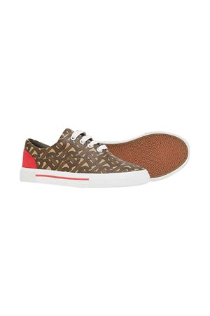 Sneakers marroni Burberry Kids BURBERRY KIDS | 90000020 | 8030833A7432