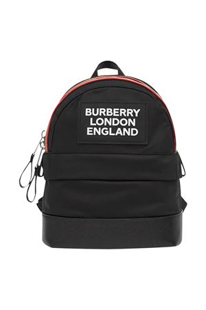 Zaino nero Burberry Kids BURBERRY KIDS | 5032345 | 8031005A1189