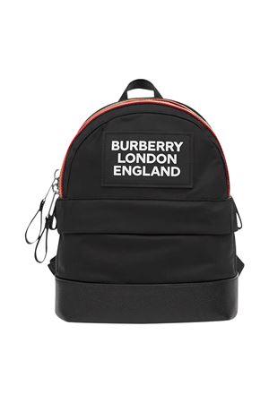 Black backpack Burberry Kids  BURBERRY KIDS | 5032345 | 8031005A1189
