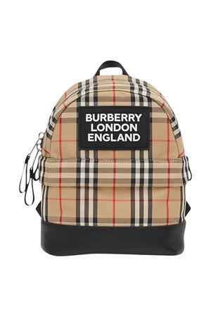 Zaino sabbia Burberry Kids BURBERRY KIDS | 5032345 | 8031006A7026