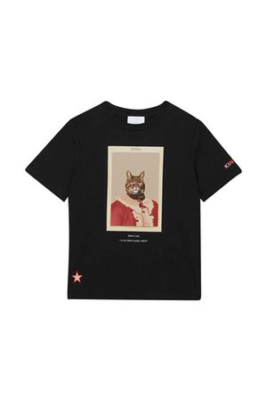 T-shirt nera Burberry Kids BURBERRY KIDS | 8 | 8031823A1189