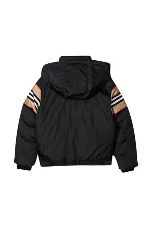 Piumino nero Burberry Kids BURBERRY KIDS | 13 | 8032744A1189