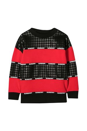 Felpa rossa Burberry Kids BURBERRY KIDS | 7 | 8033014A1460