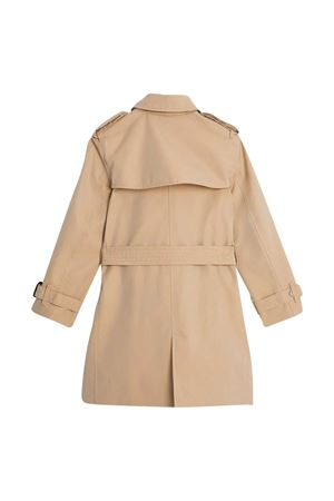 Long beige trench with frontal buttons Burberry kids BURBERRY KIDS | 13 | 8001162A1366