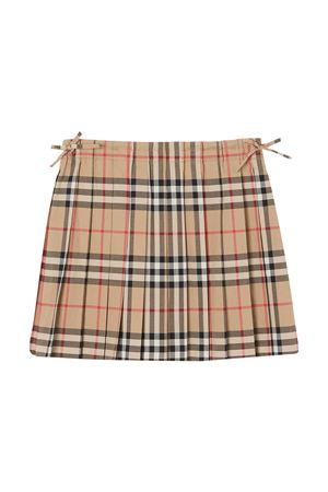 Brown striped skirt Burberry kids BURBERRY KIDS | 15 | 8012123A7028