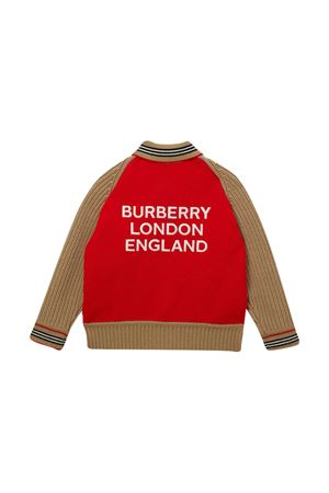 Shirt with rear logo embroidery Burberry kids BURBERRY KIDS | 7 | 8029958A7026