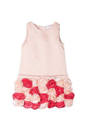 Pink Charabia midi dress  CHARABIA | 11 | S1208545S