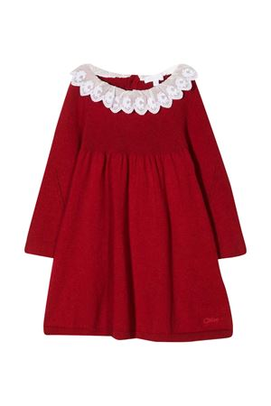 Vestito rosso Chloé Kids CHLOÉ KIDS | 11 | C02274953