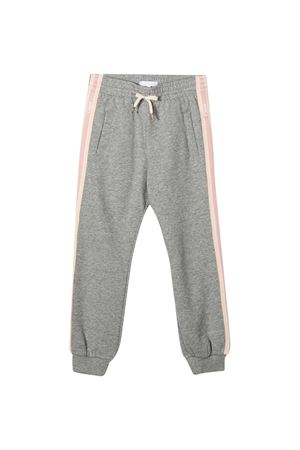Pantaloni grigi Chloé Kids CHLOÉ KIDS | 9 | C14633A38