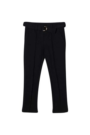 Navy blue teen trousers Chloé Kids  CHLOÉ KIDS   9   C14634859T