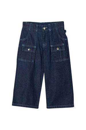 Wide teen jeans Chloé Kids CHLOÉ KIDS | 9 | C14638Z10T