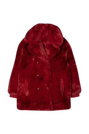 Cappotto rosso Chloé Kids CHLOÉ KIDS | 17 | C16371968