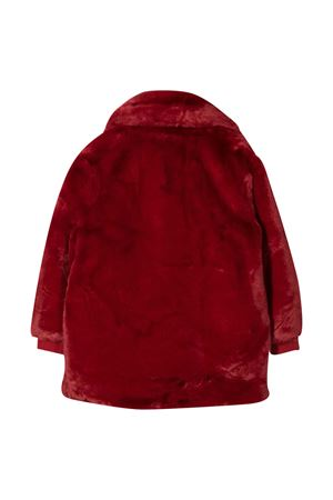 Cappotto rosso Chloé Kids CHLOÉ KIDS   17   C16371968T