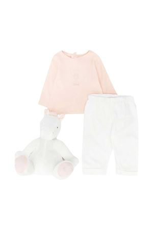 White and pink Chloé Kids suit CHLOÉ KIDS | 42 | C9K194117