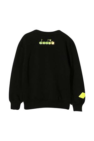 Black sweatshirt teen Diadora Junior DIADORA JUNIOR | -108764232 | 025448110T