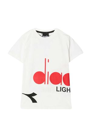 T-shirt bianca Diadora junior DIADORA JUNIOR | 8 | 025461001