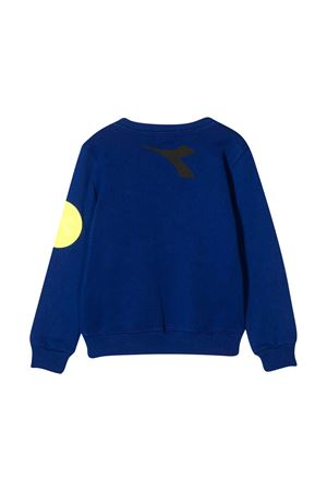 Diadora Junior blue sweatshirt  DIADORA JUNIOR | -108764232 | 025464130