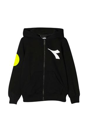 Diadora Junior black sweatshirt DIADORA JUNIOR | -108764232 | 025465110