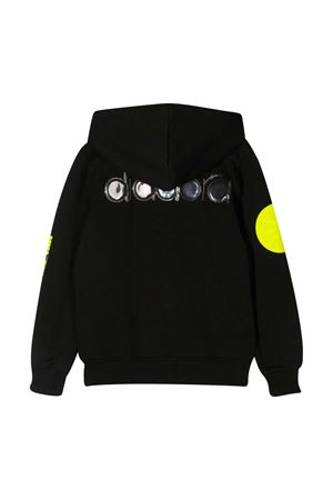 Diadora Junior teen black sweatshirt DIADORA JUNIOR | -108764232 | 025465110T
