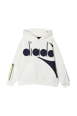 White sweatshirt Diadora Junior DIADORA JUNIOR | -108764232 | 025843001T