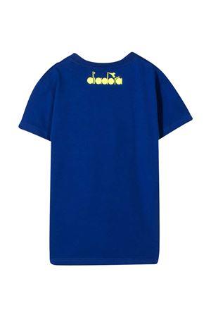 T-shirt blue royal Gcds Kids DIADORA JUNIOR | 8 | 025980130
