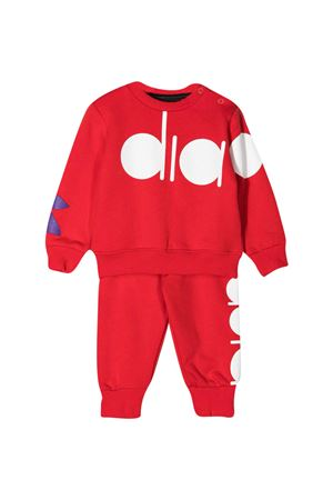 Sporty red tracksuit Diadora Junior  DIADORA JUNIOR | 42 | 025985040