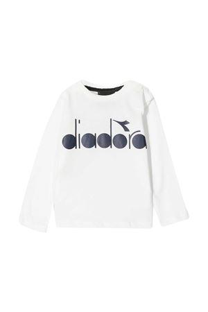 T-shirt bianca Diadora Junior DIADORA JUNIOR | 8 | 025988001