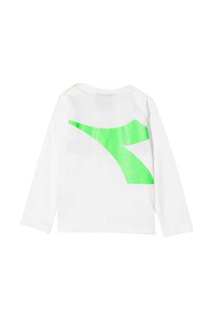 White t-shirt Diadora Junior DIADORA JUNIOR | 8 | 025988001