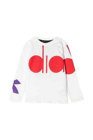 White t-shirt Diadora Junior  DIADORA JUNIOR | 8 | 025989001