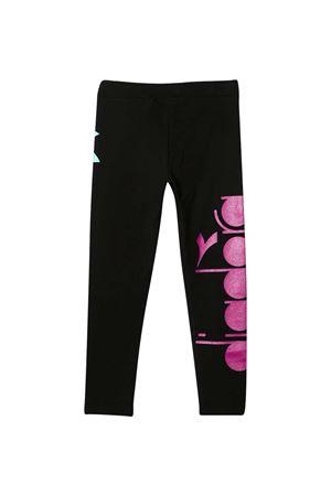 Diadora Junior black sport pants DIADORA JUNIOR | 5032349 | 026256110