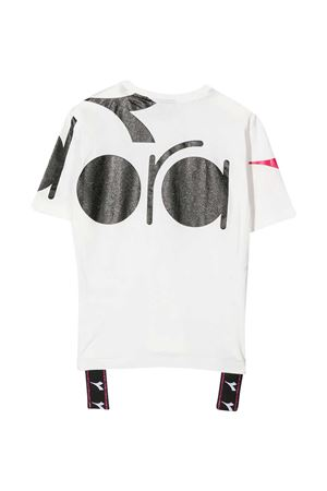 Diadora Junior white t-shirt  DIADORA JUNIOR | 8 | 026282001