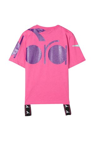T-shirt fucsia teen Diadora Junior DIADORA JUNIOR | 8 | 026282045T