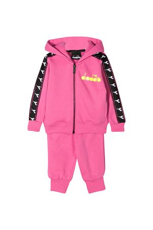 Fuchsia newborn racksuit Diadora Junior DIADORA JUNIOR | 42 | 026352045