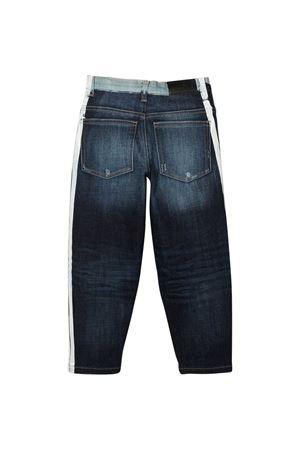 Blue jeans with white side band Diesel kids DIESEL KIDS   9   00J3RLKXB5VK01