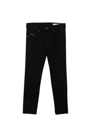 Jeans slim nero teen Diesel kids DIESEL KIDS | 9 | 00J46GKXB58K02T
