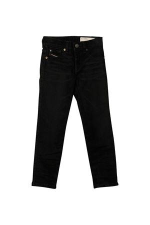 Jeans Dhary-J nero teen Diesel kids DIESEL KIDS | 9 | 00J46GKXB5GK02T