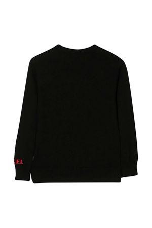 Black sweater Diesel Kids DIESEL KIDS | 7 | 00J4ZAKYAQWK900