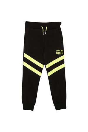 Sports trousers black teen Diesel kids DIESEL KIDS | 9 | 00J52XKYAQ5K900T