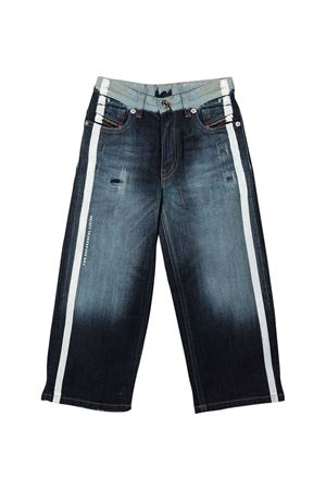 Blue teen jeans with five pockets Diesel kids DIESEL KIDS | 9 | 00J53RKXB5VK01T