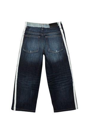 Jeans teen effetto vissuto con righe verticali Diesel kids DIESEL KIDS   9   00J53RKXB5VK01T