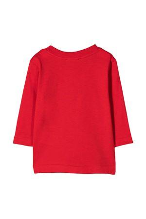 T-shirt rossa con logo frontale Diesel kids DIESEL KIDS | 8 | 00K26K00YI9K457