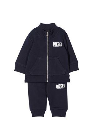 Black jumpsuit Diesel kids baby DIESEL KIDS | 19 | 00K27H0IAJHK89J