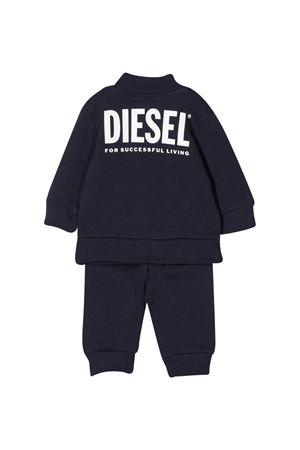 Tuta nera Diesel kids neonato DIESEL KIDS | 19 | 00K27H0IAJHK89J