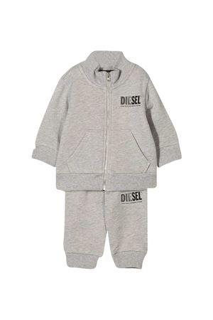 Gray jumpsuit Diesel kids baby DIESEL KIDS | 19 | 00K27H0IAJHK963
