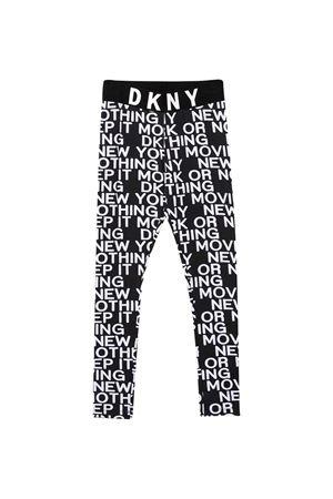 Black leggings teen Dkny Kids DKNY KIDS | 411469946 | D34993M41T