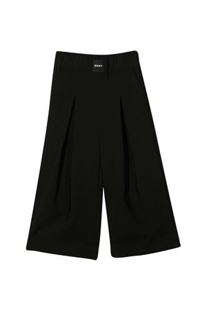 Black trousers Dkny Kids DKNY KIDS | 9 | D34A0509B